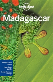 Lonely Planet - Madagascar | Paperback Book