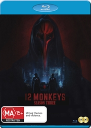 12 Monkeys - Season 3 | Blu-ray