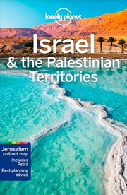 Lonely Planet - Israel And The Palestinian Territories