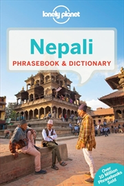 Lonely Planet - Nepali Phrasebook And Dictionary