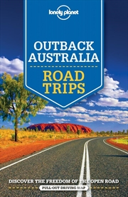 Lonely Planet - Outback Australia Road Trips | Paperback Book