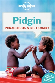 Lonely Planet - Pidgin Phrasebook And Dictionary | Paperback Book