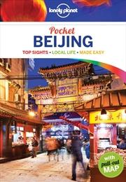 Lonely Planet - Pocket Beijing | Paperback Book