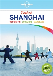 Lonely Planet - Pocket Shanghai | Paperback Book