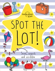 Lonely Planet Kids - Spot The Lot | Paperback Book
