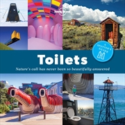 Lonely Planet - Toilets  A Spotter's Guide | Paperback Book