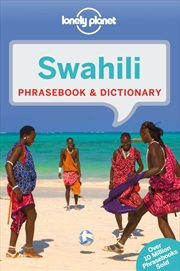 Lonely Planet - Swahili Phrasebook And Dictionary | Paperback Book