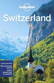Lonely Planet - Switzerland