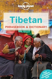 Lonely Planet - Tibetan Phrasebook And Dictionary