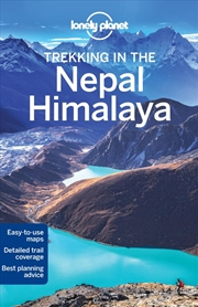 Lonely Planet - Trekking In The Nepal Himalaya | Paperback Book