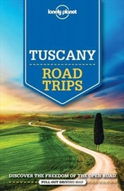 Lonely Planet - Tuscany Road Trips | Paperback Book