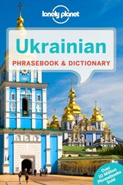 Lonely Planet - Ukrainian Phrasebook And Dictionary | Paperback Book