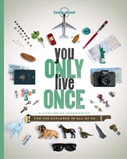 Lonely Planet - You Only Live Once | Paperback Book