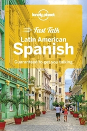 Lonely Planet - Fast Talk Latin American Spanish