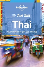 Lonely Planet - Fast Talk Thai