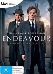 Endeavour - Series 4 | DVD