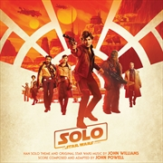 Solo - A Star Wars Story | CD