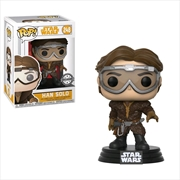 Star Wars: Solo - Han Solo US Exclusive #2 Pop! Vinyl