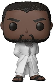 Funko Pop! Movies: Marvel - Black Panther - Black Panther in Robe