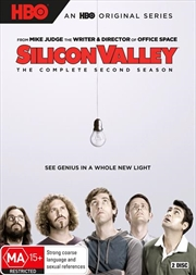 Silicon Valley - Season 2 | DVD