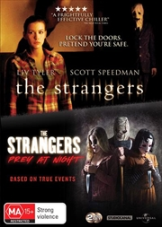 Strangers / The Strangers - Prey At Night | Franchise Pack, The