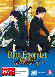 Blue Exorcist - Kyoto Saga - Vol 2 - Eps 7-12 | DVD