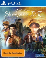 Shenmue I And Ii