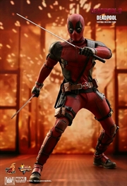 "Deadpool 12"" 1:6 Scale Action Figure"