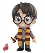 Harry Potter w/Scarf 5 Star Vinyl Figure
