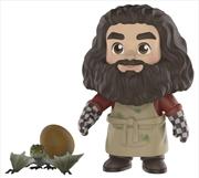 Rubeus Hagrid w/Egg 5 Star Vinyl Figure