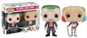 Joker And Harley Quinn Metalli