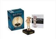 Harry Potter Talking Dobby and Collectible Book | Paperback Book