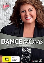 Dance Moms Season 3 - Complete Collection