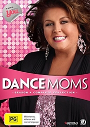 Dance Moms Season 4 - Complete Collection