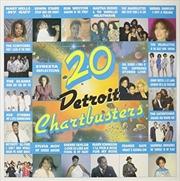 20 Detroit Chartbusters | Vinyl