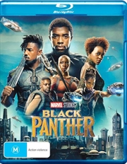 Black Panther | Blu-ray
