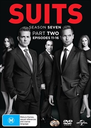 Suits - Season 7 - Part 2 | DVD