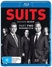 Suits - Season 7 - Part 2 | Blu-ray