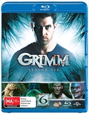 Grimm - Season 6 | Blu-ray