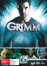 Grimm - Season 6 | DVD