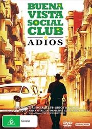 Buena Vista Social Club - Adios | DVD