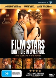 Film Stars Don't Die In Liverpool | DVD