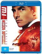 Mission Impossible | Blu-ray
