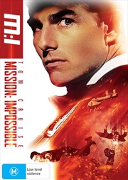 Mission Impossible | DVD