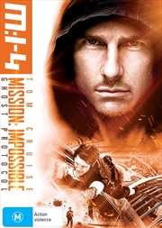 Mission Impossible - Ghost Protocol | DVD