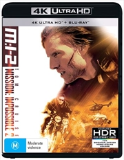 Mission Impossible 2 | Blu-ray + UHD