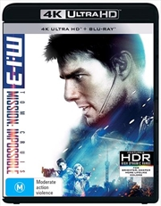 Mission Impossible 3 | Blu-ray + UHD