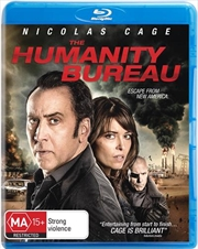 Humanity Bureau, The | Blu-ray