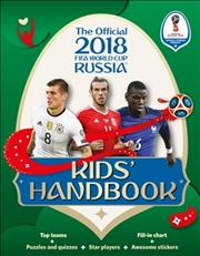 2018 Fifa World Cup Russia: Kids Handbook | Paperback Book