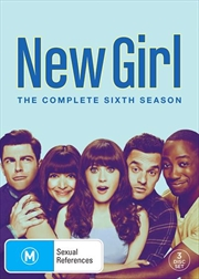 New Girl - Season 6 | DVD